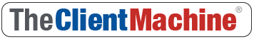 The Client Machine® logo
